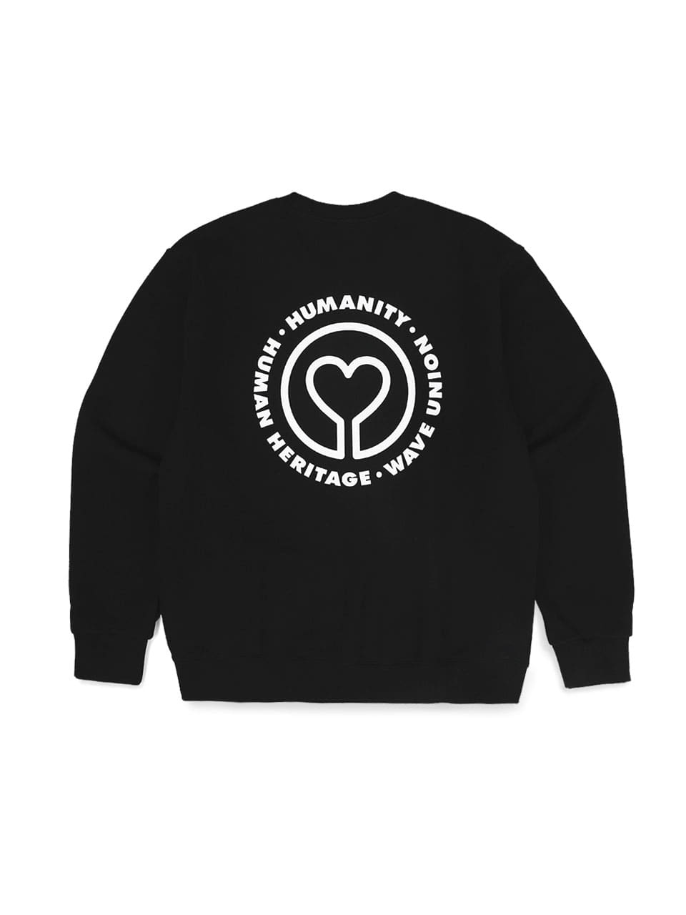 Humanity Sweat shirts black