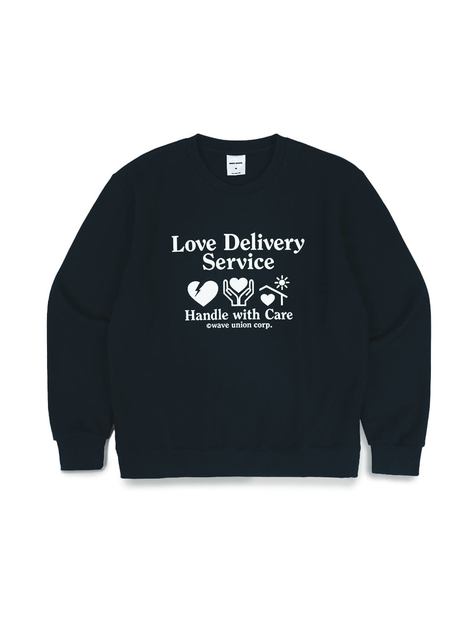 Care mark Sweat shirts navy